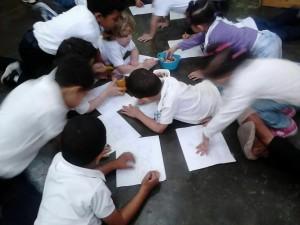Retiro Colegio Santiago Apóstol